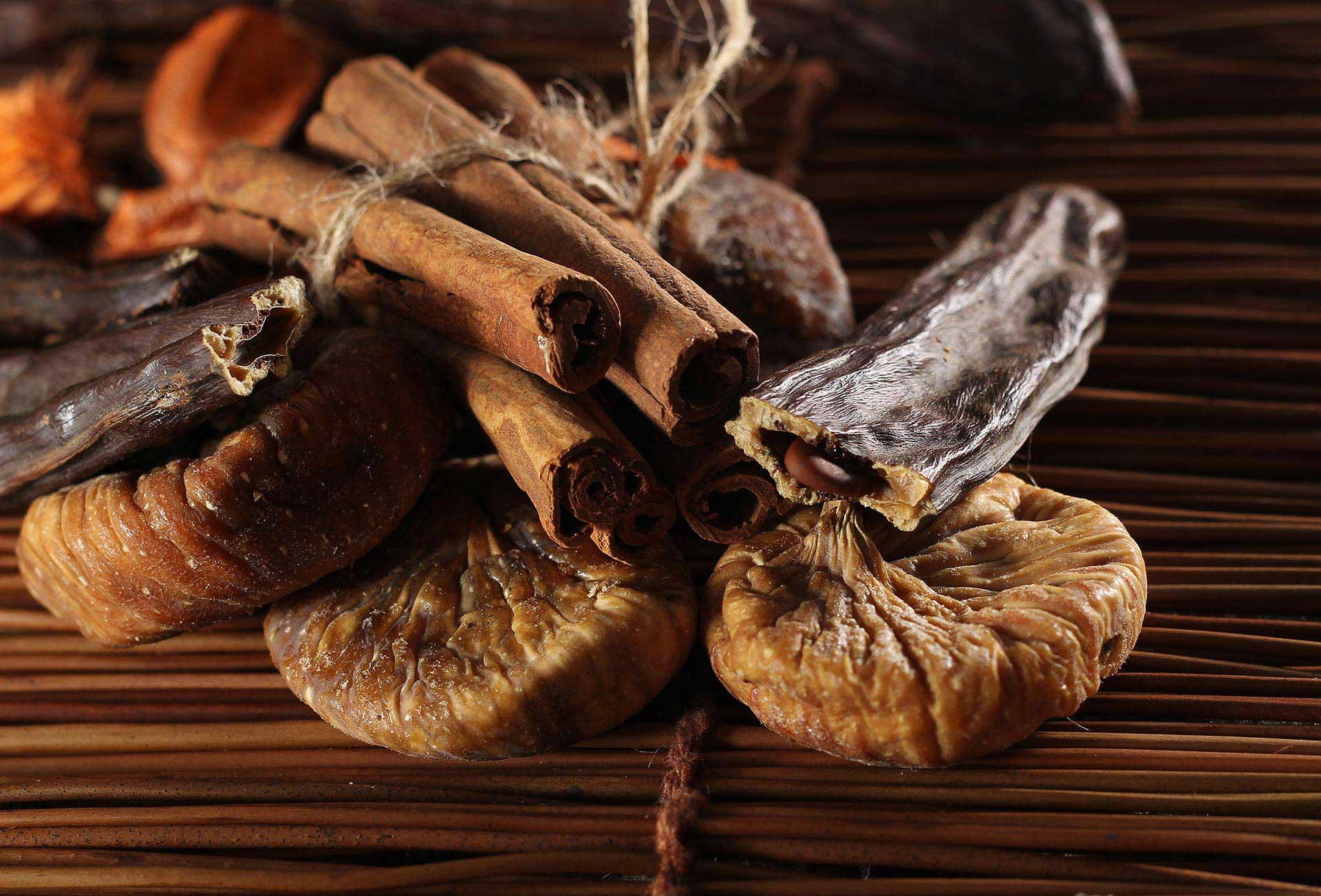 Blanc de dinde aux fruits secs et aux châtaignes