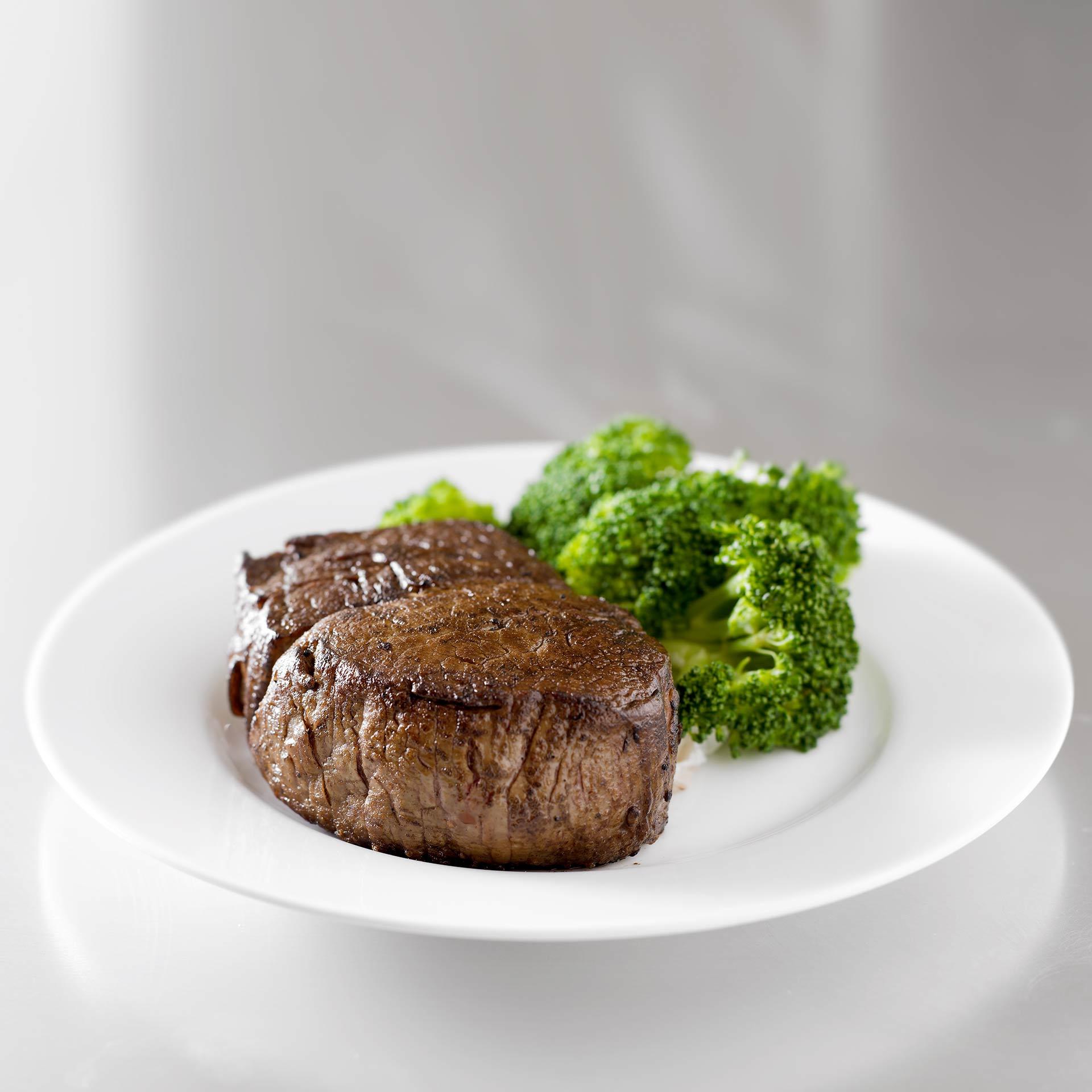 Bifteck aux brocolis et quinoa